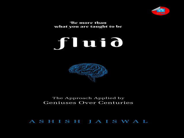 BOOK LAUNCH - 'FLUID' - BY CROSSWORD BOOKSTORES