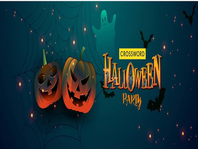 Crossword's Children Halloween Party