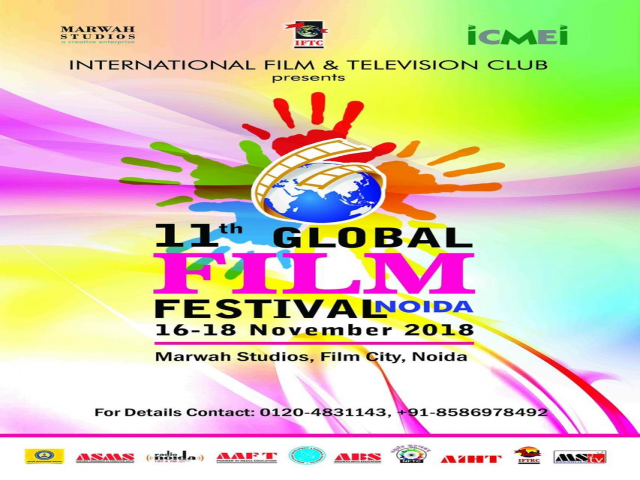 11th Global Film Festival Noida