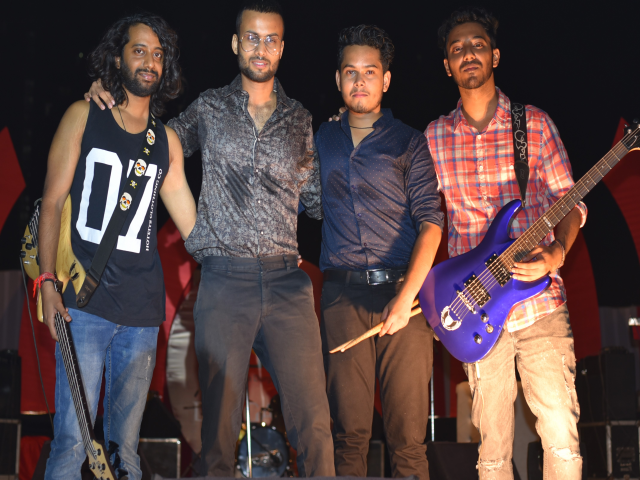 A 'Seasonal' Odyssey at Arise 30 - A Musical Extravaganza by Artist Aloud & HRC