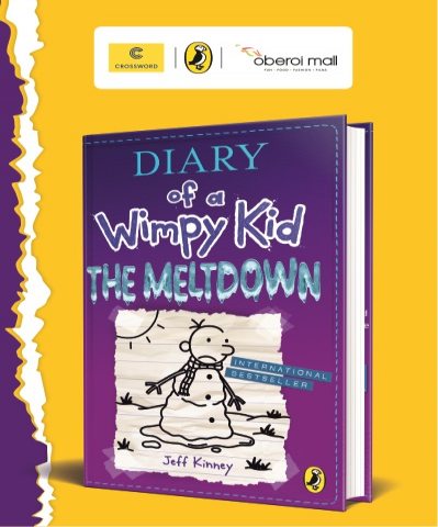 Crossword celebrates Children's day with The Diary of a Wimpy Kid & RJ Anita