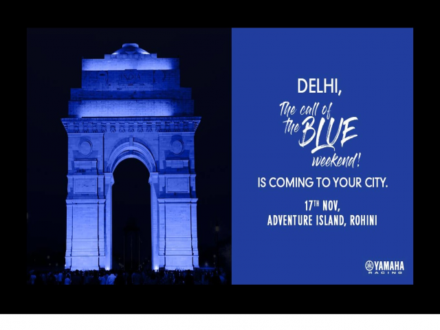 The Call of The Blue Campaign ready to exhilarate Delhi riding club