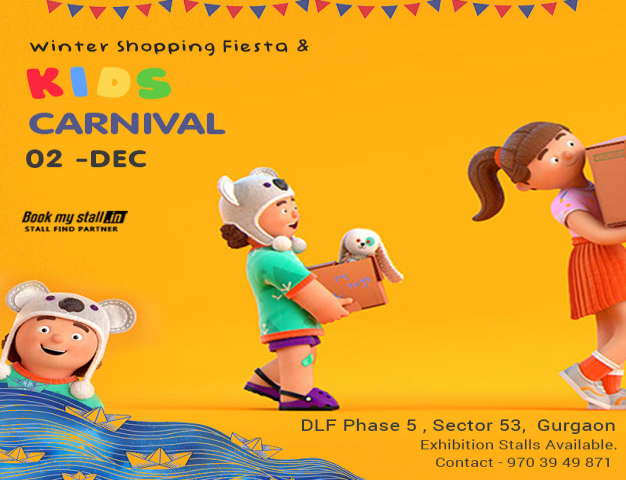 Winter Shopping Fiesta and Kids Karnival - Gurgaon