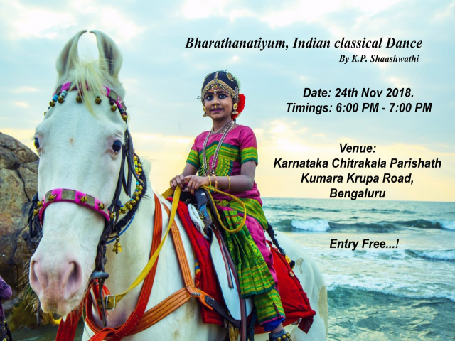 Bharathanatiyum, Live Indian classical Dance Performance