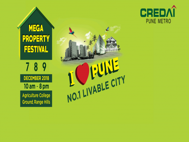 The Biggest Official Property Exhibition 2018 | Credai Metro Pune