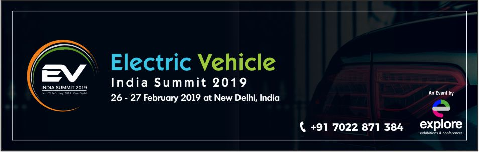 Electric Vehicle India Summit 2019 (2nd Annual)