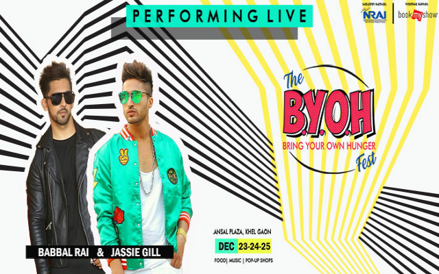 BYOH- The Most Happening Food Fest In Delhi NCR