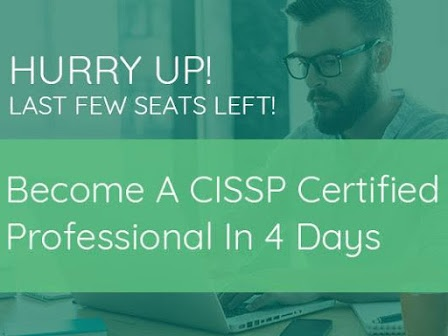 CISSP Certification Training in Gurgaon