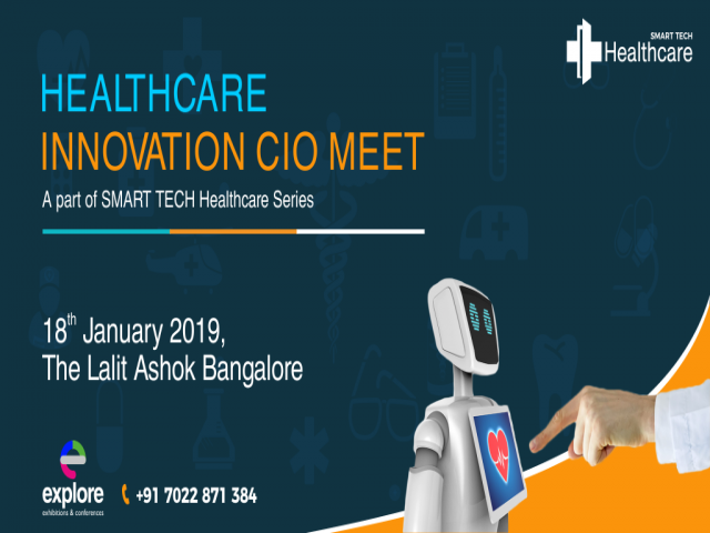 HEALTHCARE INNOVATION CIO MEET 2019