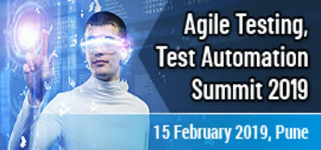 Agile Testing Test Automation DevOps Summit- Pune 2019