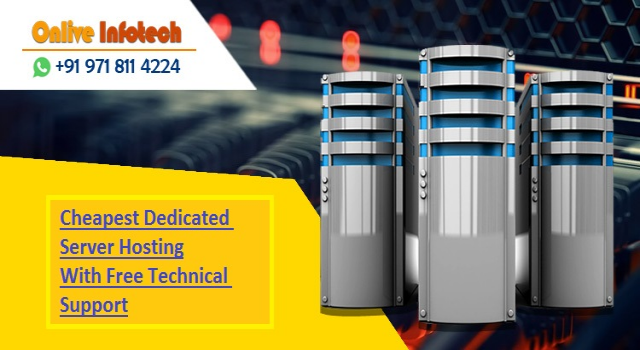 Benefits of Our Dedicated Server Hosting Event by Onlive Infotech