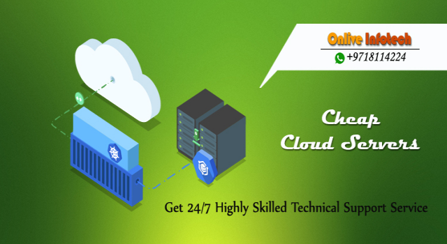 New Event for Security and  Facilities Cheap Cloud Servers