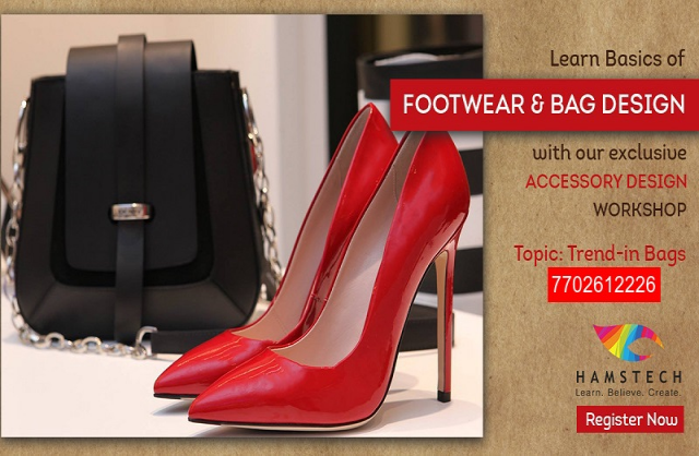 Join us at the Trend-In Bags Workshop at Hamstech