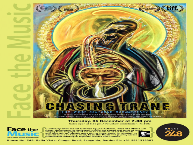 Face The Music: Chasing Trane