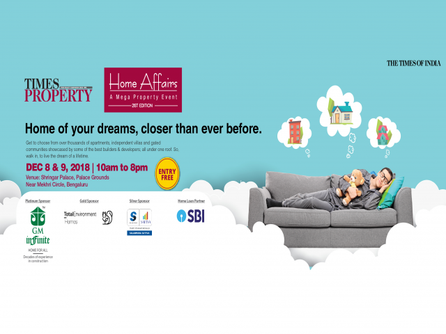 Times Home Affairs - A Mega Property Event