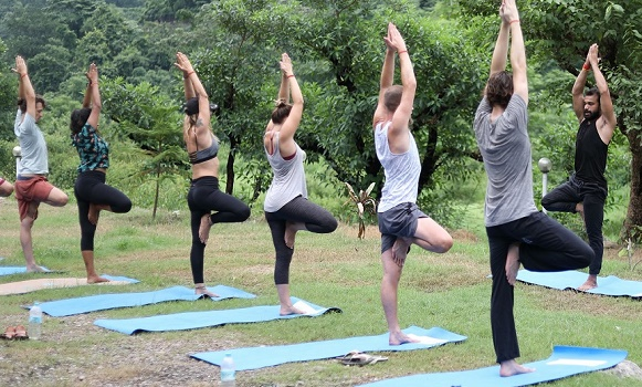 Yoga for Pregnancy in Rishikesh