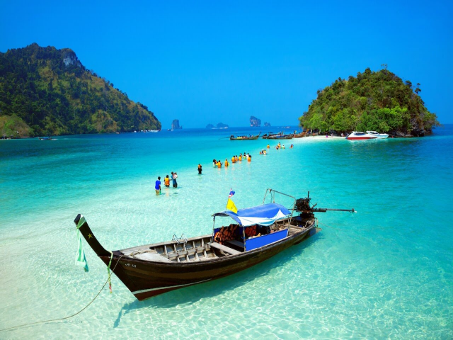 Tropical Thailand: Phuket and Krabi