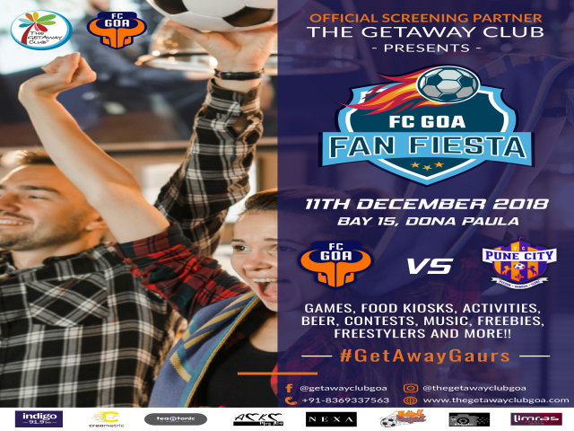FC Goa Fan Fiesta