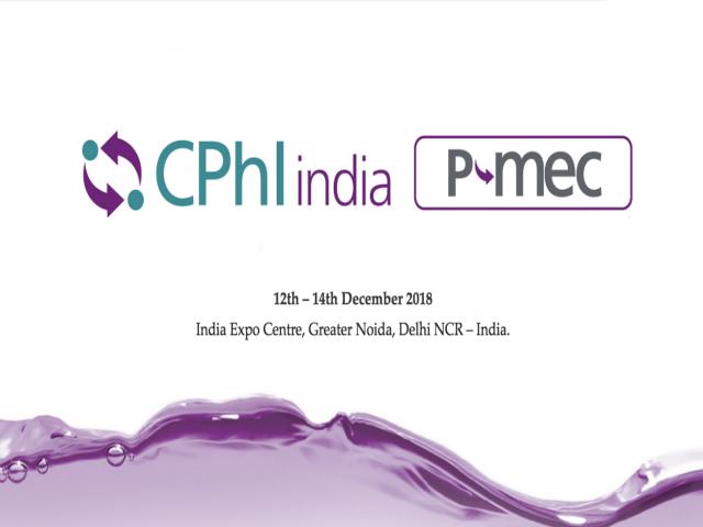 CPhI & P-MEC India 2018