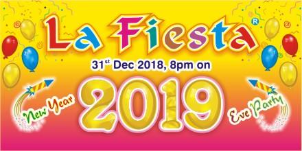 La Fiesta New Year Party