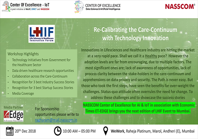 LHIF RE-Calibrating The Care-Continuum With Technology Innovation