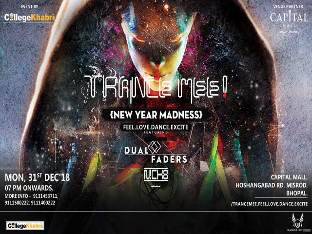TRANCE MEE New year madness