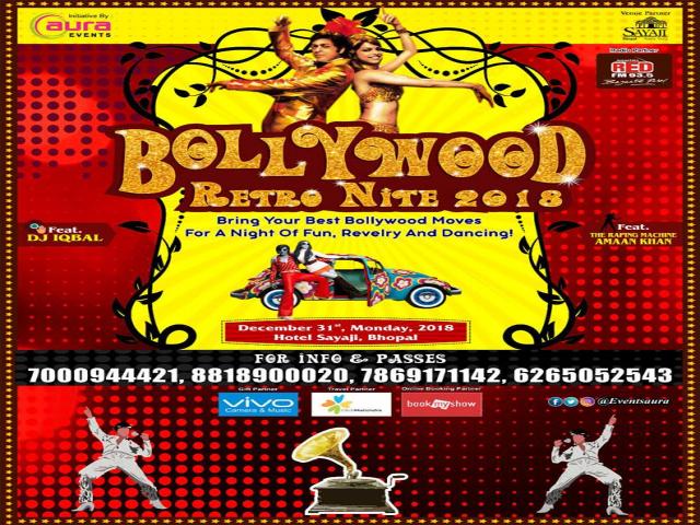 Bollywood Retro Nite