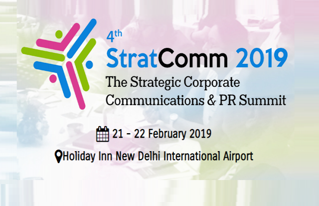 4th StratComm Summit 2019