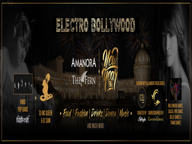 ElectroBollywood Carnival