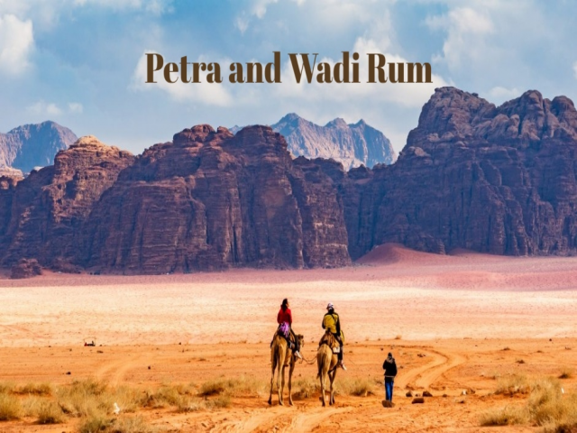 Enjoy Petra and Wadi Rum Tours Packages of 2019