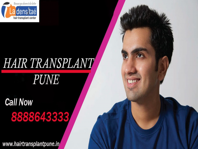 FUE Hair Transplant | La densitae Hair Transplant Center Pune