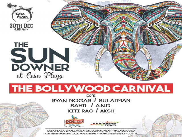The Bollywood Carnival