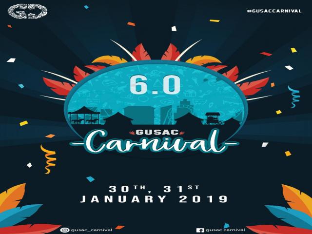 GUSAC Carnival 6.0