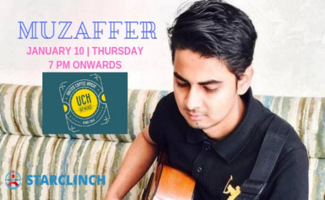 MUZAFFER - Performing LIVE at 'UCH REWIND' GURUGRAM