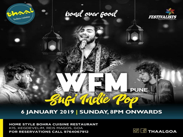 What:WFM Pune @ Thaal