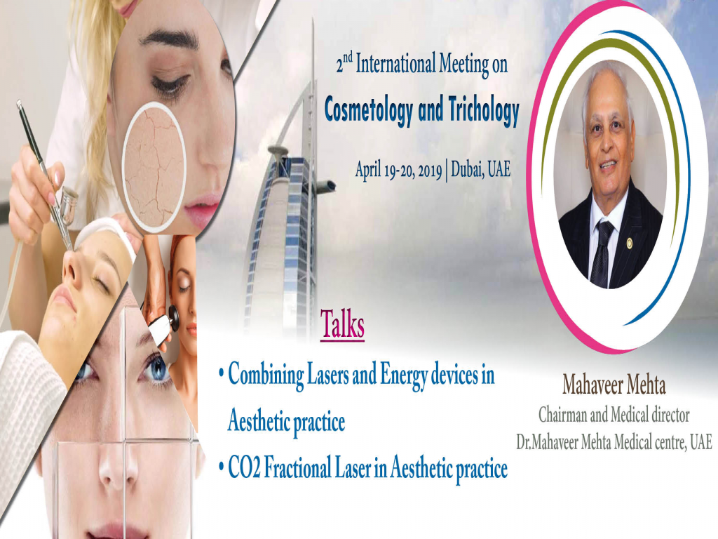 2nd International Meeting on Cosmetology and Trichology