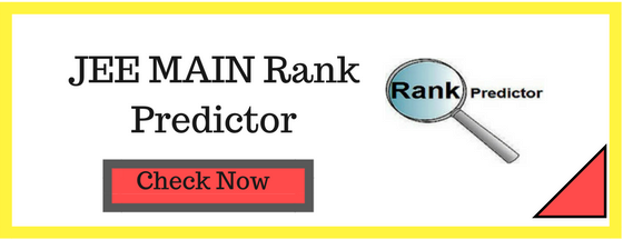 Jee Main 2019 Rank Prediction