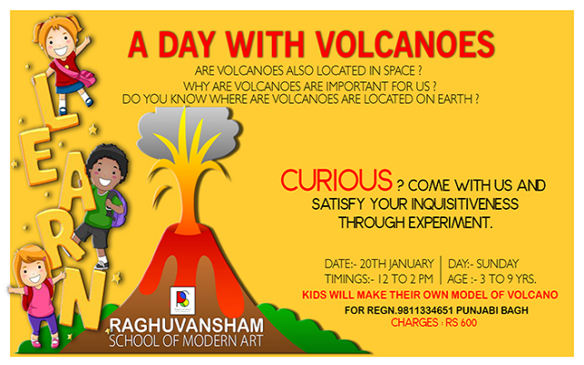 Volcano Model Workshop