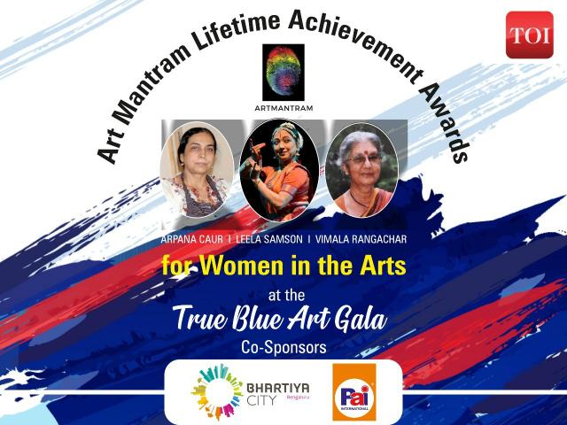 True Blue Art Gala, Dinner & Awards Night