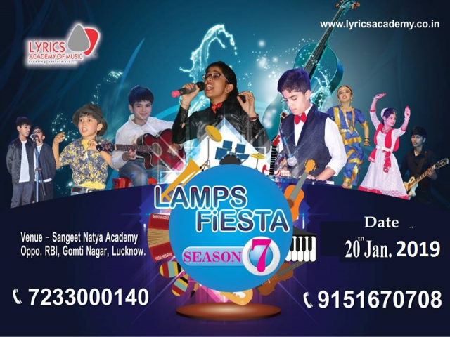 Lamps Fiesta Season 7