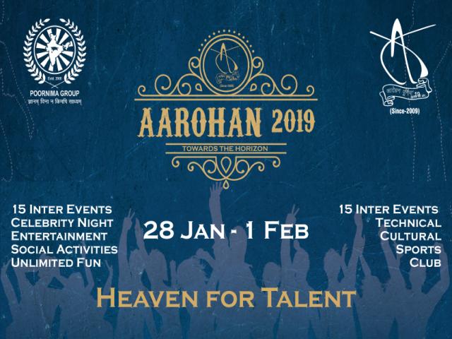 Aarohan Poornima 2019