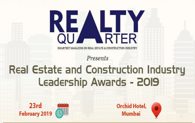 Real Estate and Construction Industry Leadership Awards 2019