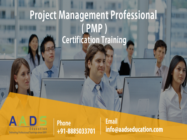 PMP Training in Bangalore | Become a Project Management Professional