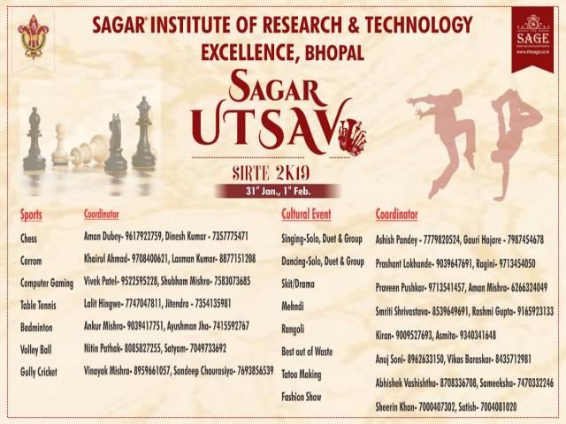 Sagar Utsav -2019