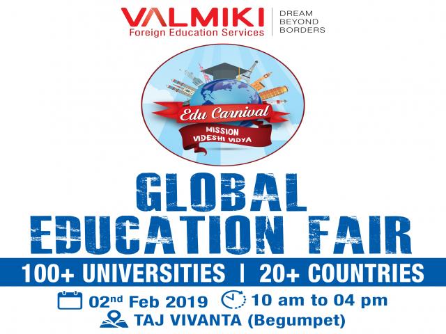 Global Education Fair 2019