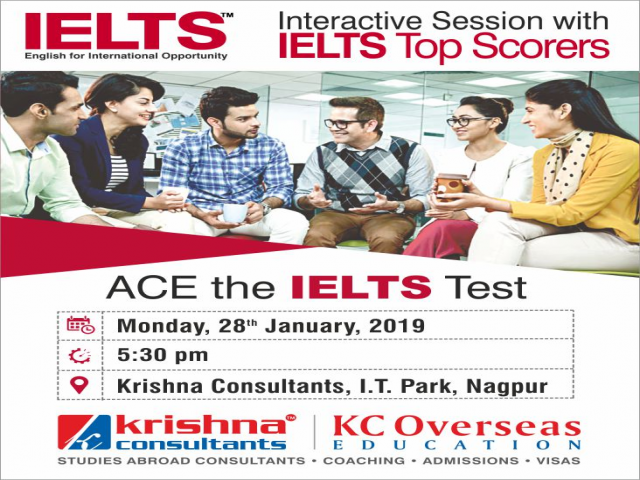 Free Interactive Session with IELTS Top Scorers - 28th Jan