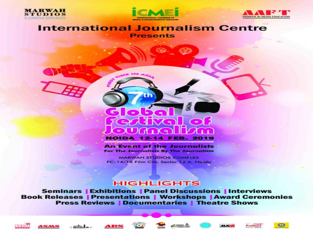 7th Global Festival of Journalism