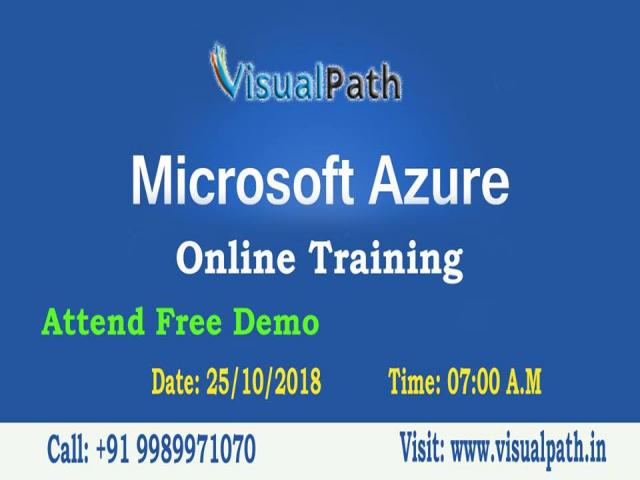 Microsoft Azure DevOps Training| Azure DevOps  Training