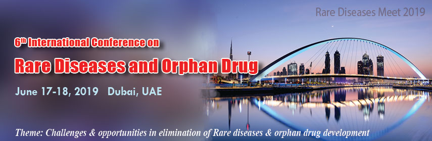 6th international Conference on Rare Diseases and Orphan Drug