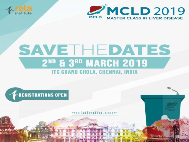 MCLD 2019- Conference on Metabolic Liver Disease and Syndrome